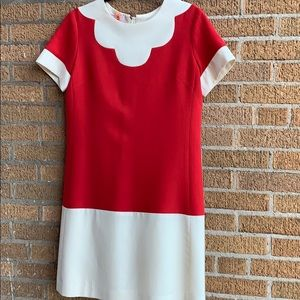 Pink Tartan Dress ~ Size 10 *